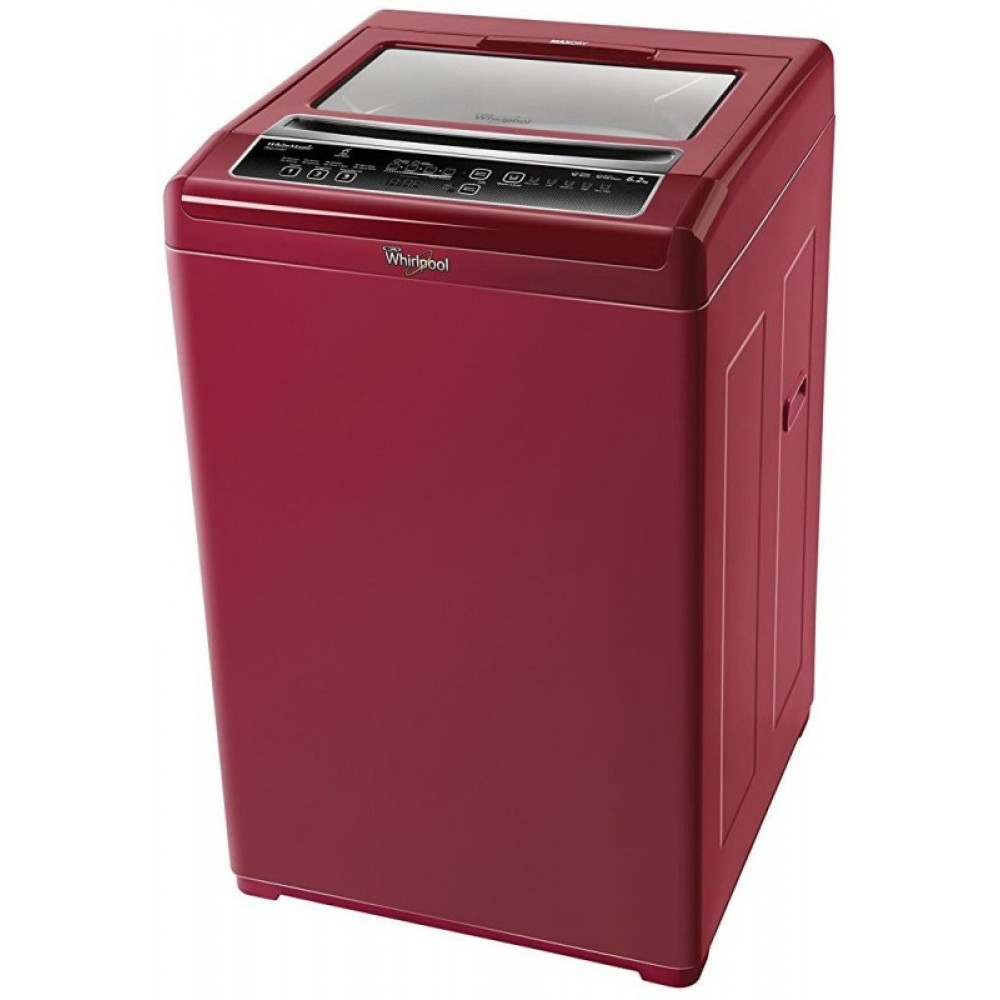 Whirlpool 6.5 kg Fully Automatic Top Load(WHITEMAGIC PREMIER 652SD 10YMW)