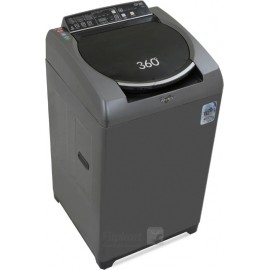 Whirlpool 7 kg Fully Automatic Top Load with In-built Heater Grey(360 Degree Bloomwash Ultra 7.0 Graphite 10YMW)